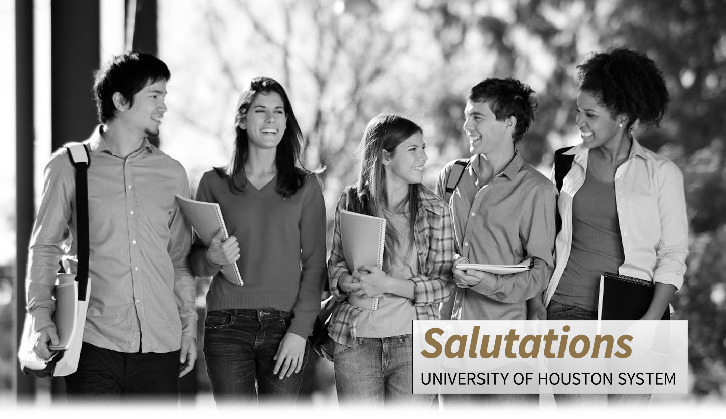University of Houston Salutations Home